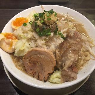 にぼG (限定)(千極煮干 (センゴクニボシ))