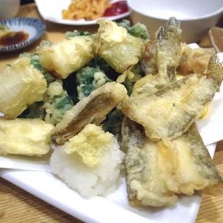 天ぷら(須賀乃湯)