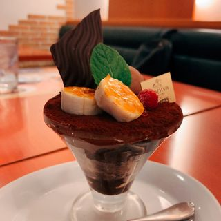 GODIVA チョコレートミニパルフェ