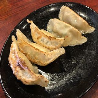 焼餃子(餃子の安亭 新宿店 (アンテイ))