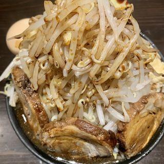 特製カネシ醤油ラーメン(半熟味玉1個、豚3枚)(麺や久)