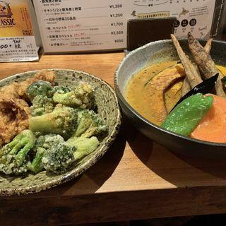 侍.スペシャル(Rojiura Curry SAMURAI. さくら店 (【旧店名】Soup Curry SAMURAI.))