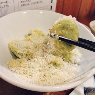 """そら豆のフリット((食)ましか ((食)ましか Platform of """"""""EAT""""""""))"""