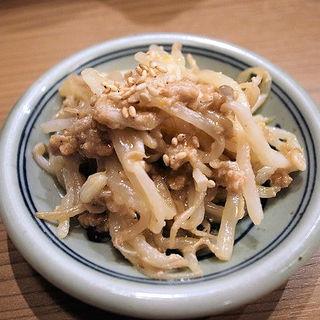 お通し(居酒茶屋 鑪)