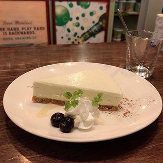 アボカドチーズケーキ(アボカフェ (avocafe))