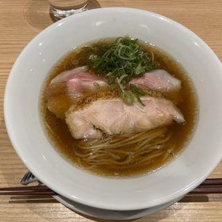 中華そば(龍の製麺所)