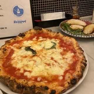 マルゲリータ(Pizzeria Azzurri)