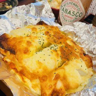 はんぺんチーズ焼き(真面目焼鳥 助平 )