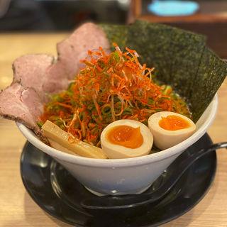 特性スタミナ鶏白湯(麺屋 一空)