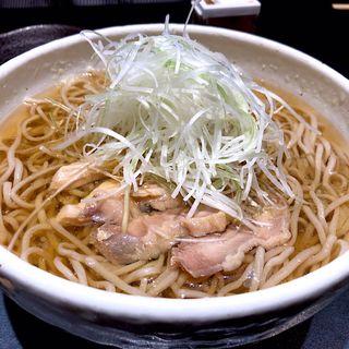 冷たい肉そば(焔蔵 (えんぞう))