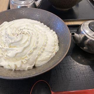 白い明太チーズクリームうどん(山下本気うどん 神楽坂)