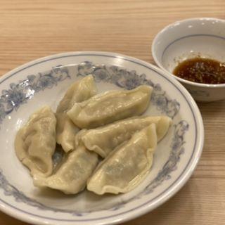 水餃子(ぎょうざの満洲 川西能勢口駅店)