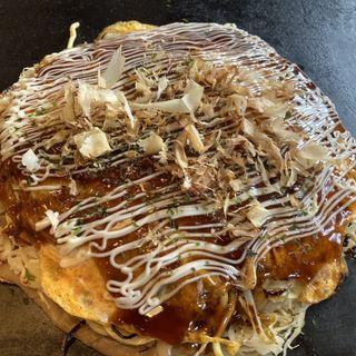 広島焼き 豚玉