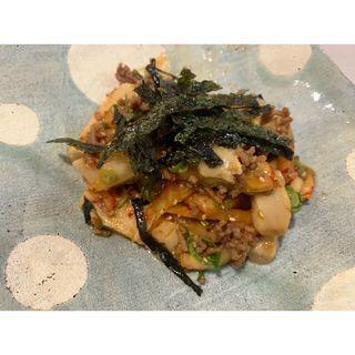 本日のおすすめ 胡麻豆腐キムチ