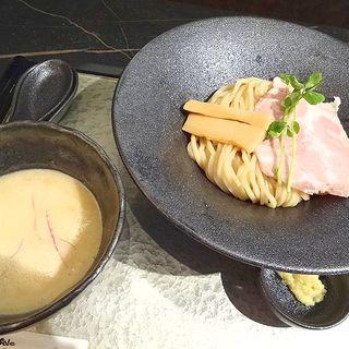 鶏つけsoba(鶏soba 座銀 高槻店)