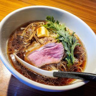DUCK醤油(Duck Ramen Eiji)