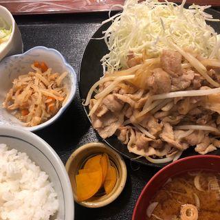 生姜焼き(八丁堀 朋)