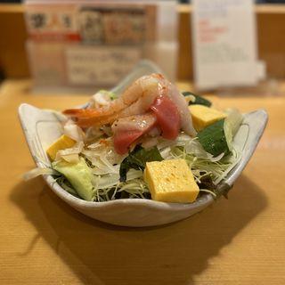 海鮮サラダ(ハーフ)