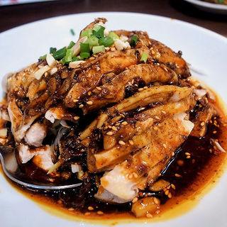 よだれ鶏(本格四川料理 川城)