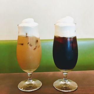 カフェクレーム(カフェ ファソン コーヒー スタンド (CAFE FACON COFFEE STAND))