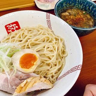 ちゃーしゅーつけ麺(らーめん 弥七 (らーめん やしち))