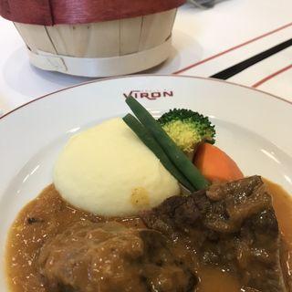 牛肉の赤ワイン煮込み(ブラッスリー・ヴィロン 丸の内店 (Brasserie VIRON ))