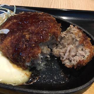 メンチカツ定食(大木屋匠 )