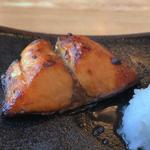 サワラの照り焼き定食