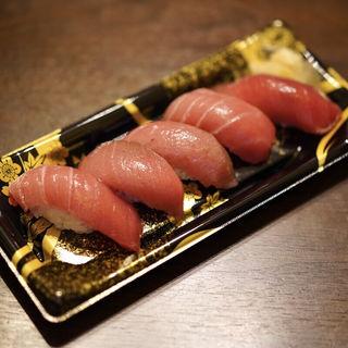 中トロ握り寿司
