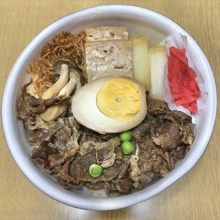 黒毛和牛すき焼丼(浅草今半 エキュート立川 (弁当工房))