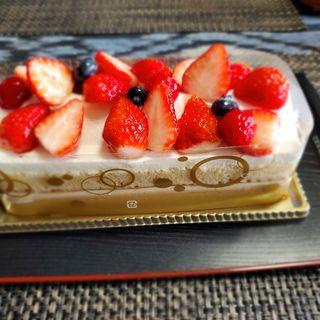 いちごのケーキ(シャトレーゼ 大在店)