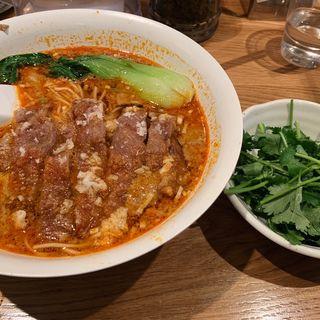 排骨坦々麺(Renge no Gotoku)