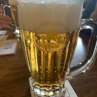 ビール(銀座ライオン 銀座クラシックホール)