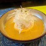 蟹とフカヒレのお椀