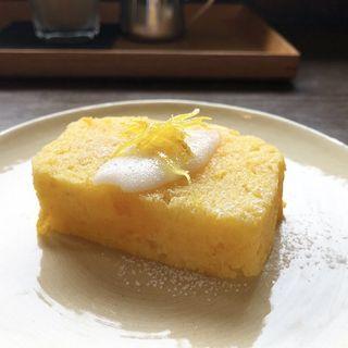 レモンケーキ(百春 (momoharu))