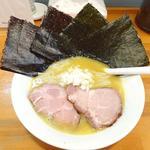黒さつま鶏白湯