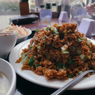 豚角煮チャーハン(桂香楼 (ケイコウロウ))