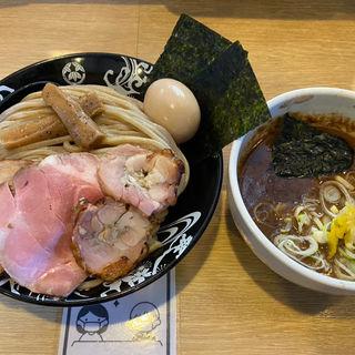 特製つけ麺(ラーメン大盛り)