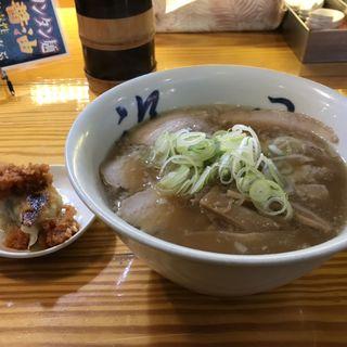 肉そば(五福星 (うーふーしん))