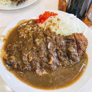 カツカレー(洋食すいす )