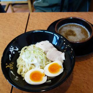 濃厚魚介つけ麺 (並)(博多 一成一代)