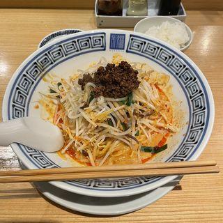汁なし担々麺(希須林 担々麺屋 赤坂店 (キスリン タンタンメンヤ))