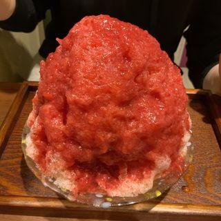 いちごみるく氷(彩夏 )