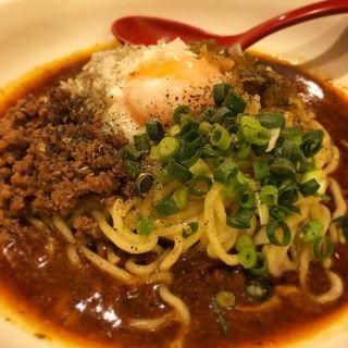 担々麺(ピース餃子)