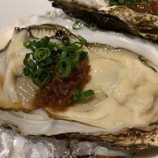 厳選!!岩牡蠣 (1個)