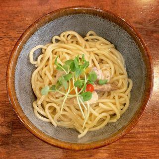 限定 トリュフクリーム和え麺(海老丸らーめん)