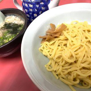 ホタテ塩とんこつつけ麺(ラーメン山岡家 狸小路4丁目店)