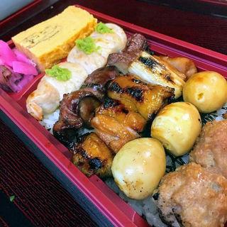 炭火焼き鶏丼(鶏よし (とりよし))