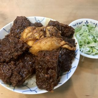 元祖味噌カツ丼(味処 叶 (あじどころ かのう))