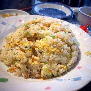 炒飯(ふじや中華飯店 )